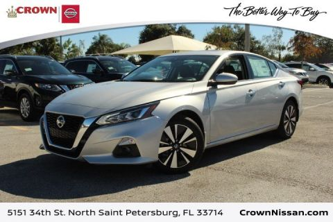 New 2020 Nissan Altima 2.5 SL FWD 4dr Car