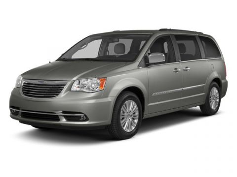 Pre-Owned 2012 Chrysler Town & Country Touring FWD Van