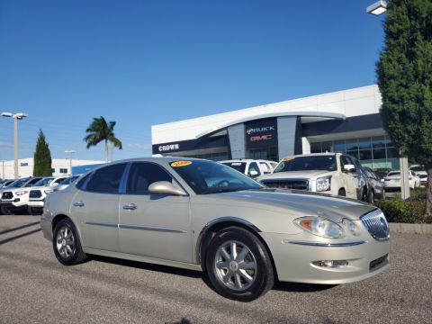 Pre-Owned 2008 Buick LaCrosse CXL FWD Sedan