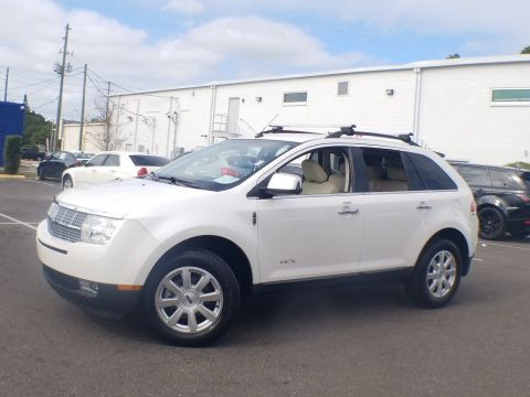 Pre-Owned 2009 Lincoln MKX Base FWD Wagon