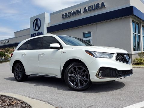 2019 Acura MDX w/Technology/A-Spec Pkg