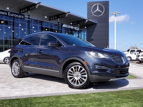 Pre-Owned 2015 Lincoln MKC Reserve FWD Sport Utility