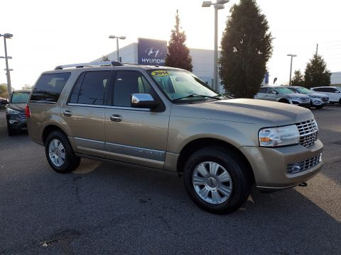 Pre-Owned 2014 Lincoln Navigator Base RWD Sport Utility
