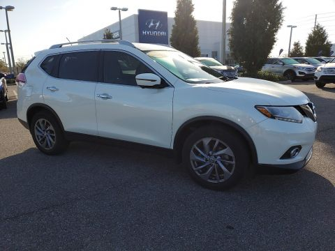 Certified Pre-Owned 2016 Nissan Rogue SL FWD Sport Utility