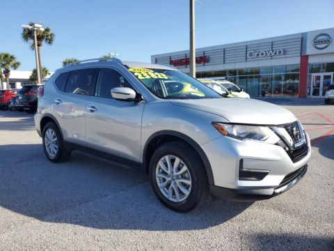 Certified Pre-Owned 2020 Nissan Rogue SV FWD SUV