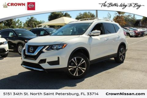 New 2020 Nissan Rogue SV FWD Sport Utility