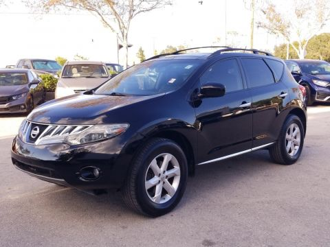 Pre-Owned 2010 Nissan Murano SL AWD SUV