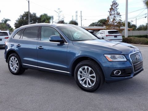 Pre-Owned 2016 Audi Q5 Premium Plus AWD SUV