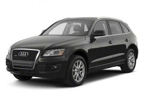 Pre-Owned 2011 Audi Q5 2.0T Premium Plus AWD SUV