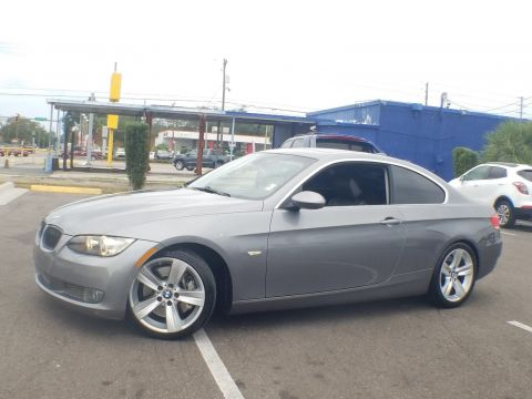 Pre-Owned 2007 BMW 3 Series 335i RWD Coupe