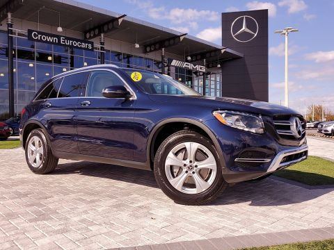Pre-Owned 2017 Mercedes-Benz GLC 300 RWD Sport Utility