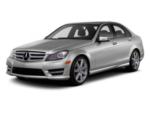 Pre-Owned 2012 Mercedes-Benz C-Class C 250 RWD Sedan