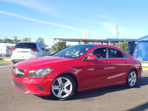 Pre-Owned 2019 Mercedes-Benz CLA CLA 250 FWD Coupe