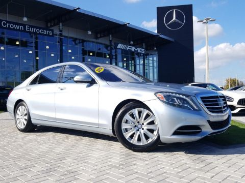 Pre-Owned 2014 Mercedes-Benz S-Class S 550 RWD 4dr Car
