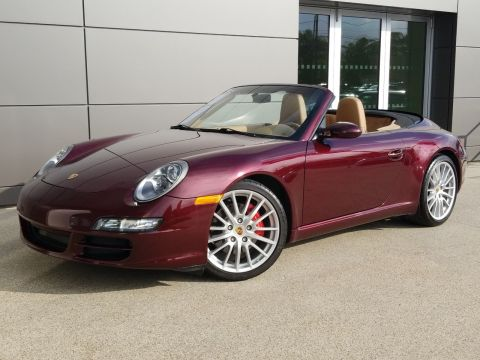 Pre-Owned 2007 Porsche 911 Carrera S RWD Convertible